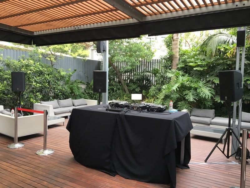 Producción Audiovisual Evento Hotel Diagonal Zero 2