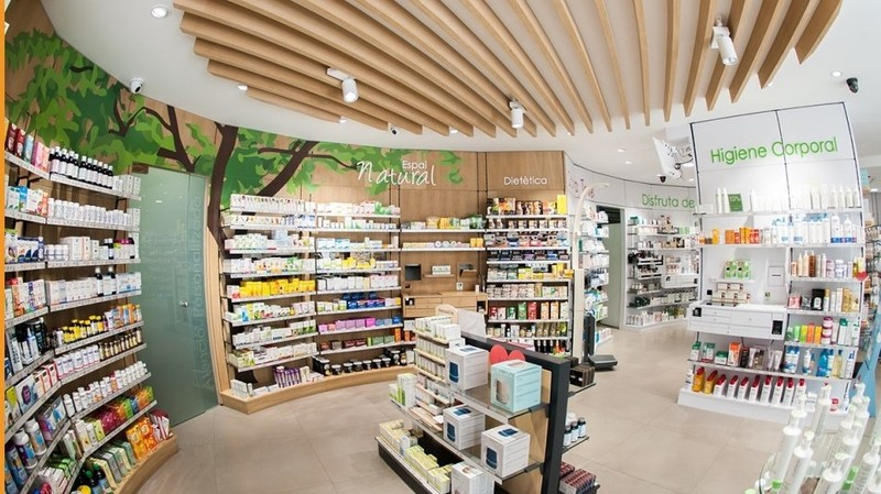 Sistema de Seguridad en Farmacia