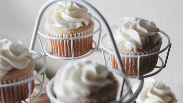 Reposteria, tartas, dulces y fuentes de chocolate