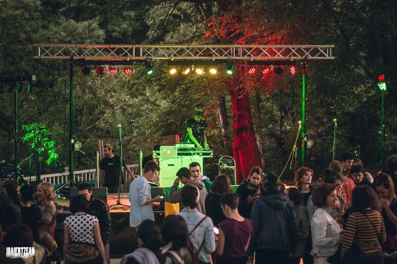 concierto Party dj en San jorge bajo del puente