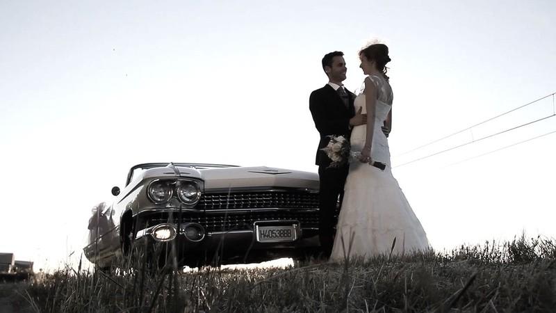 Frame de video de boda 5