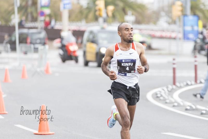 Maratón de Bcn 2018
