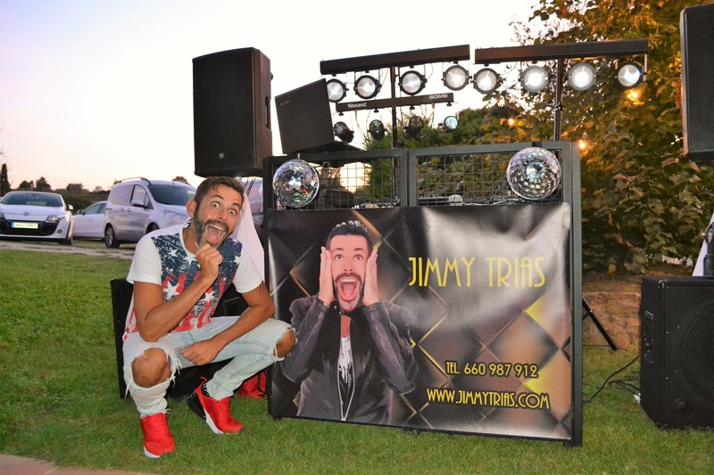 Disco Móvil Jimmy Trias