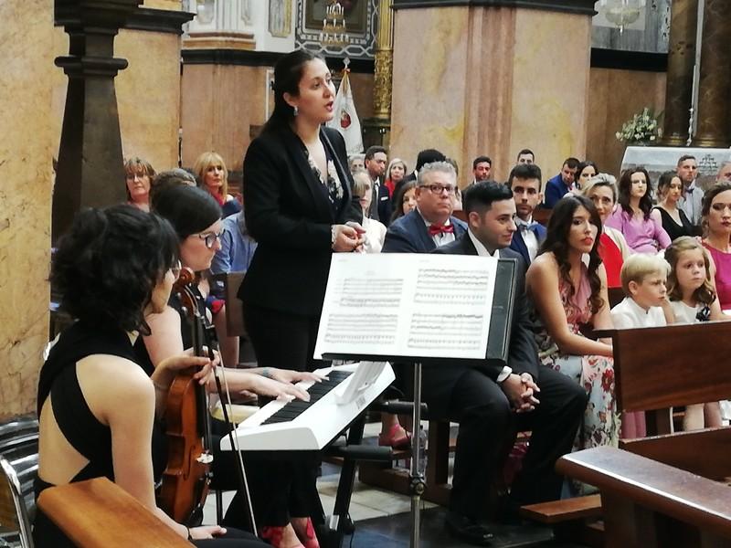 Soprano y piano, Arciprestal de Vila-rela
