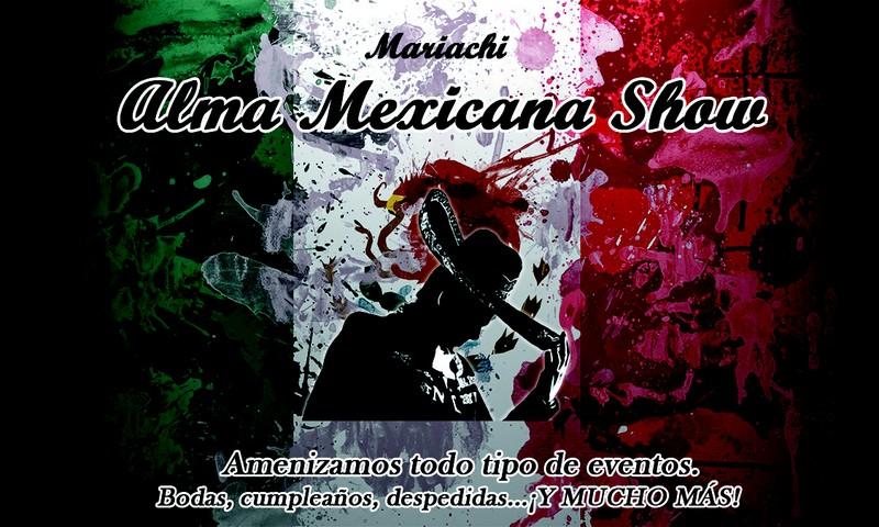 Mariachi Alma Mexicana Show