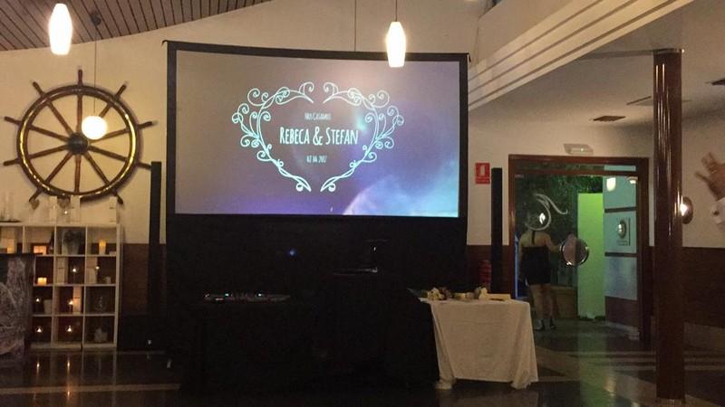 VideoDJ para boda y eventos