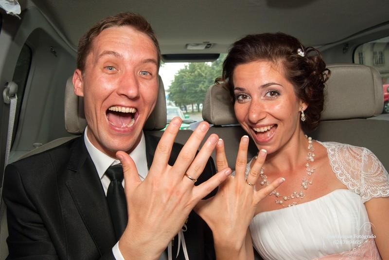 Casados!!!