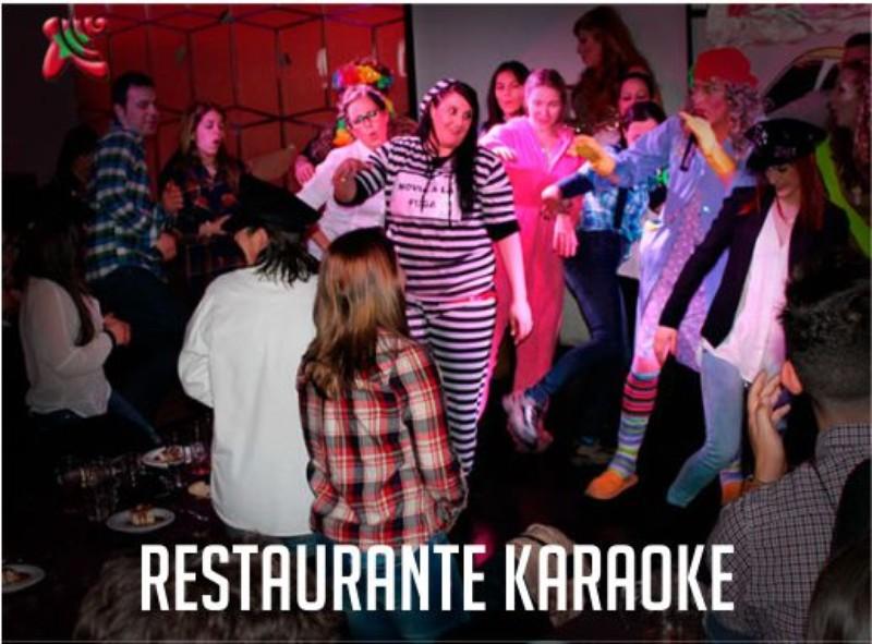 Restaurante Karaoke Mamma Mia Paradise Events Despedida de Soltera y Soltero Mad