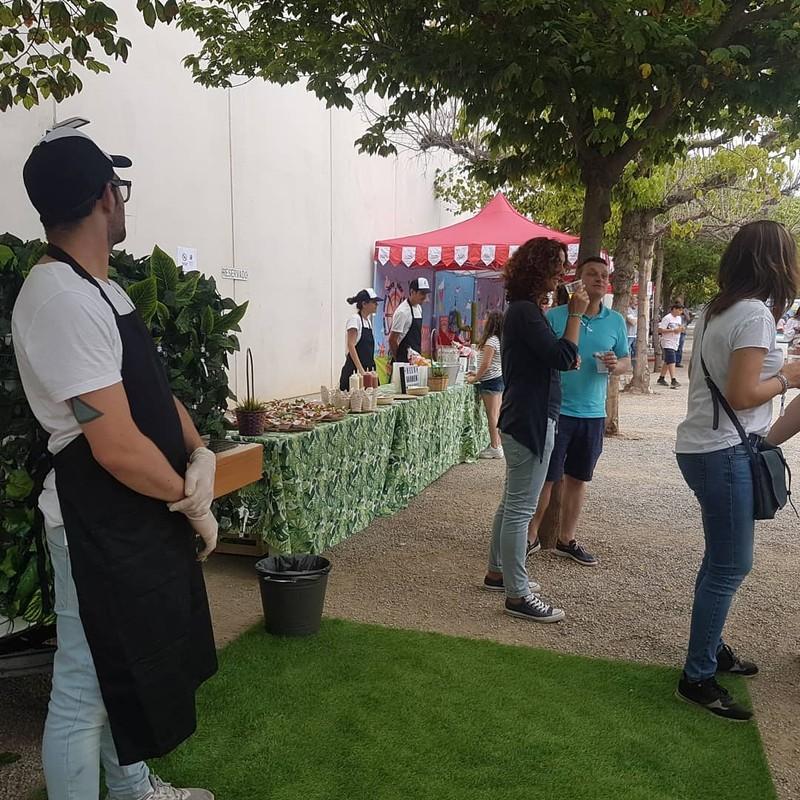 Beer Garden Truck + Garden Catering