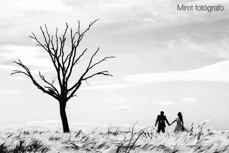 Miret presta servicio en la subcategoría de Fotógrafos de bodas en Zaragoza