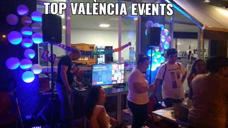 top València events karaoke a alfarp