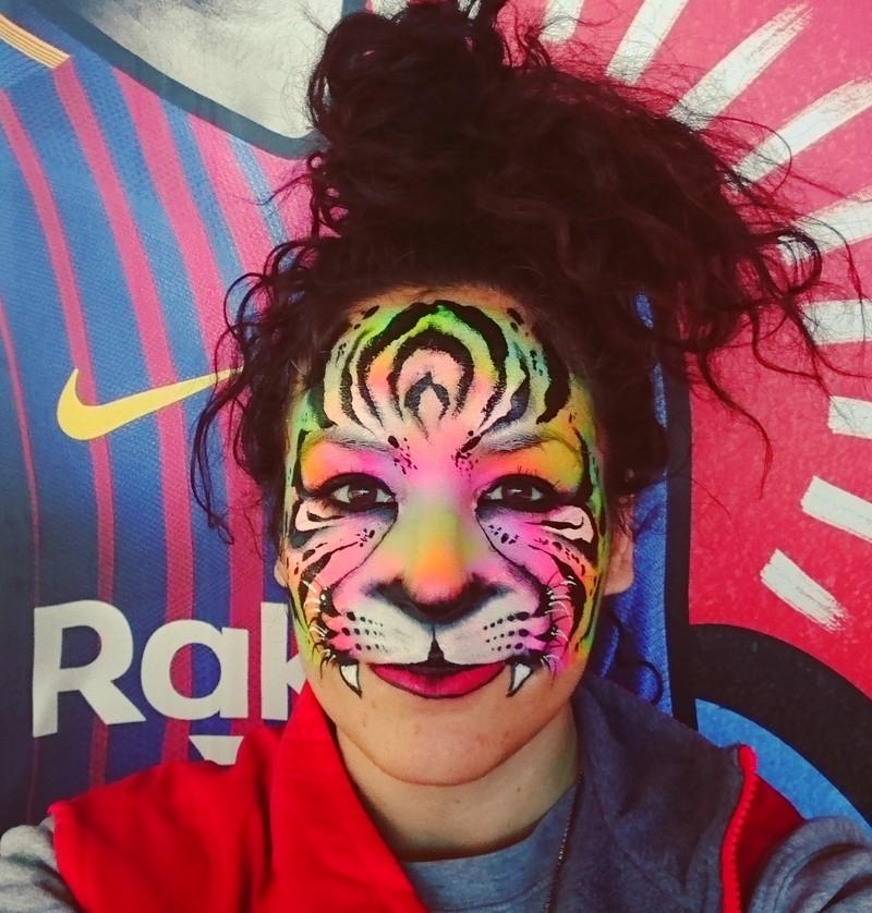 Tigre de fantasía
