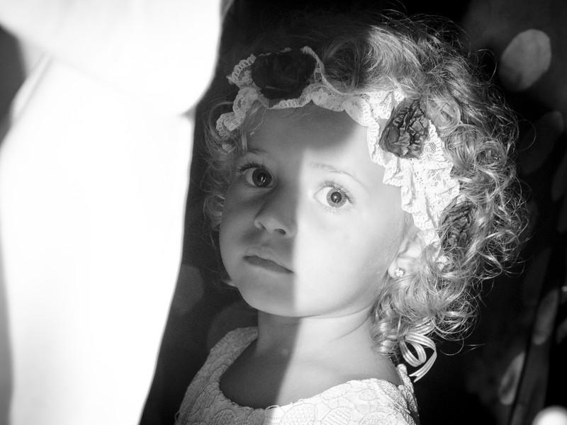 Inocencia en la mirada