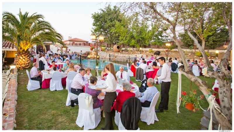 Banquete Jardines La Finca