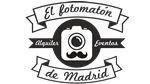 El Fotomatón de Madrid