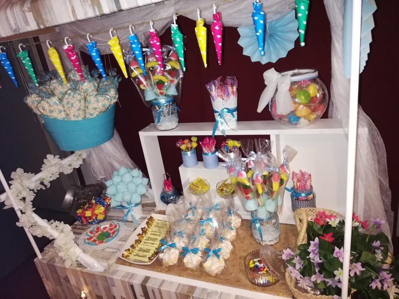 candybar carrito de dulces