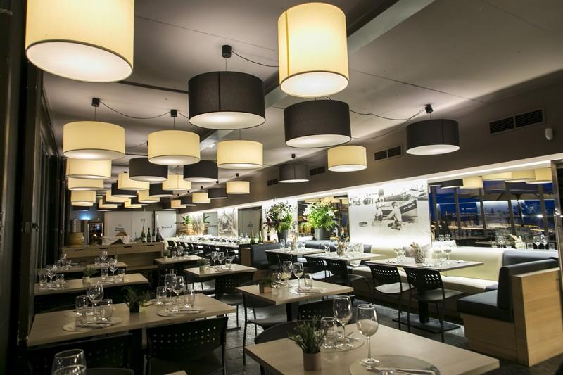 Interior Arenal Restaurant