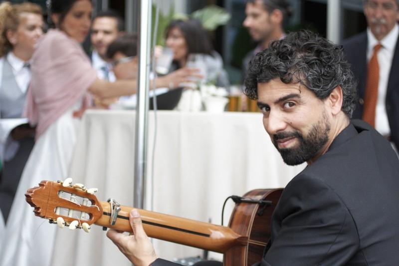 Nacho Marroco Guitarra Flaemnca