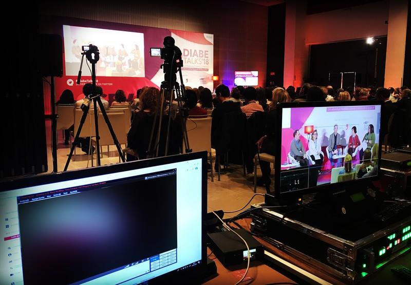 Audiovisuales para eventos de empresa