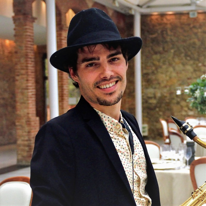 SAX ON ARA - Saxofonista en Tarragona
