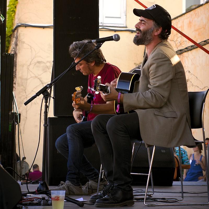 Festival de música El Día de la Marmota en Sevilla