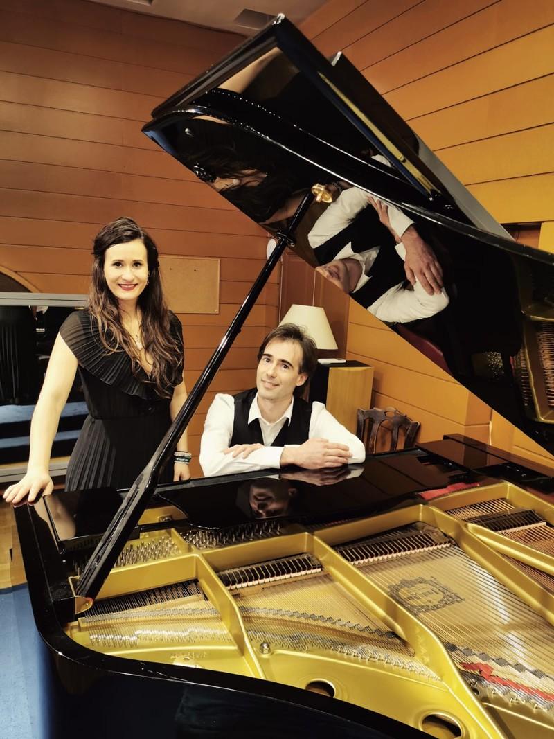 Dúo de Cantante Soprano Lírica y Pianista