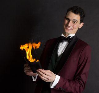 Tyler Haze Magic presta servicio en la subcategoría de Magos en Barcelona