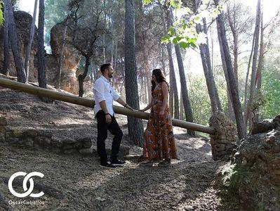 Oscar Ceballos Fotógrafo presta servicio en la subcategoría de Fotógrafos de bodas en Alicante
