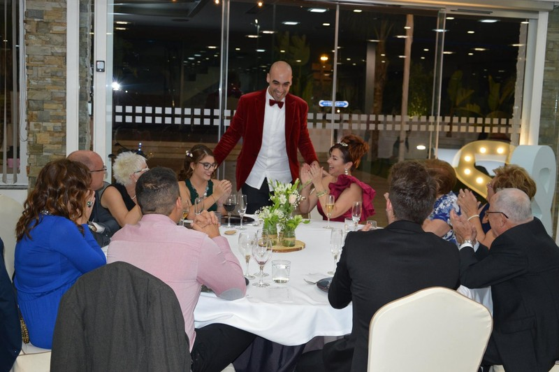 Magia Banquete