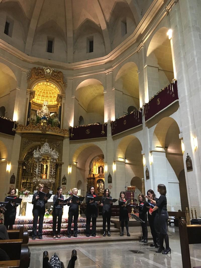 Concierto Concatedral de San Nicolás Alicante