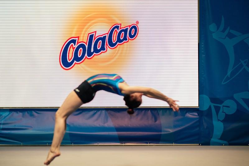 COLACAO - Jornada en el Centro de Alto Rendimiento