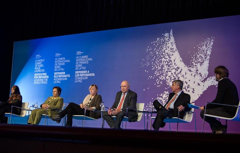 Nobel Peace Summits
