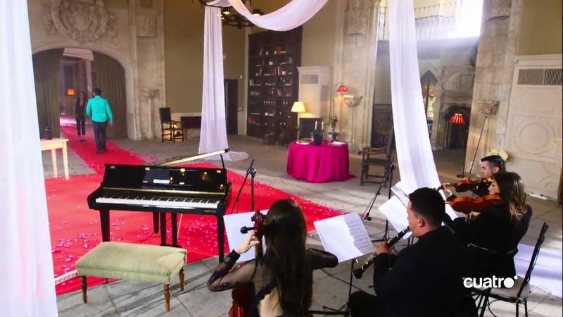 Música para Rodaje de programa de televisión CUATRO - EnClave Maestoso