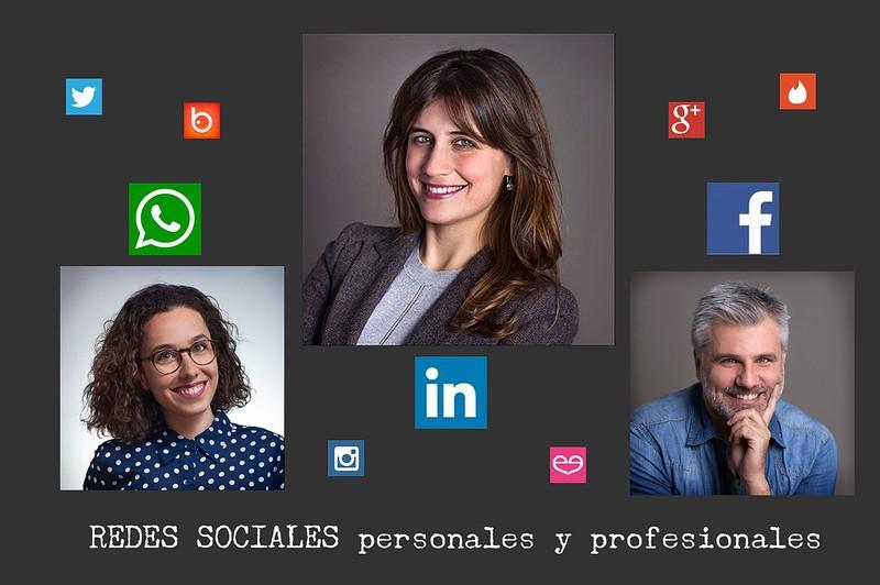 08-REDES SOCIALES Personales y Profesionales