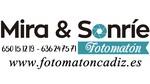 Empresa de Fotomatón y Photocall en Cádiz Mira & Sonríe