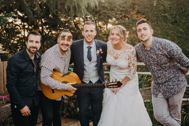 Grupo de Rumba para Bodas | Guitarristas