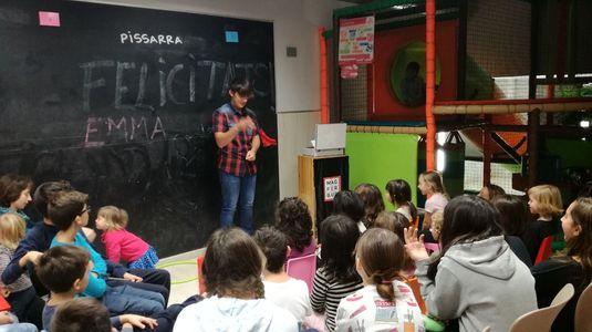 Mag Ferbuch presta servicio en la subcategoría de Magos para niños en Barcelona