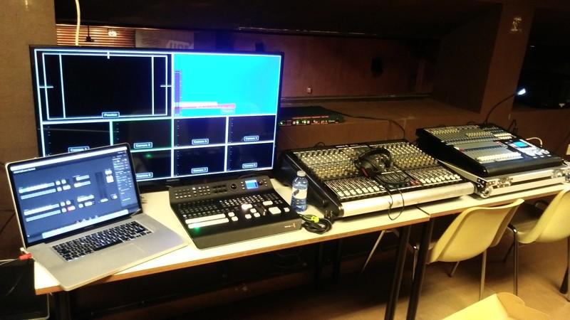 Control Audiovisual 2