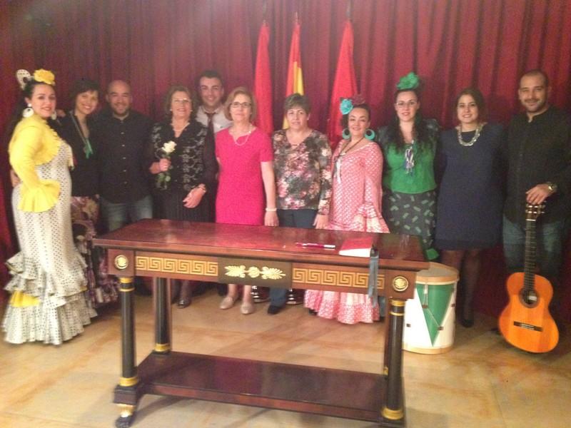 Boda 12.12.15 en los Castillos de Alcorcón