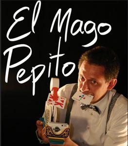 El mago Pepito presta servicio en la subcategoría de Magos en Madrid