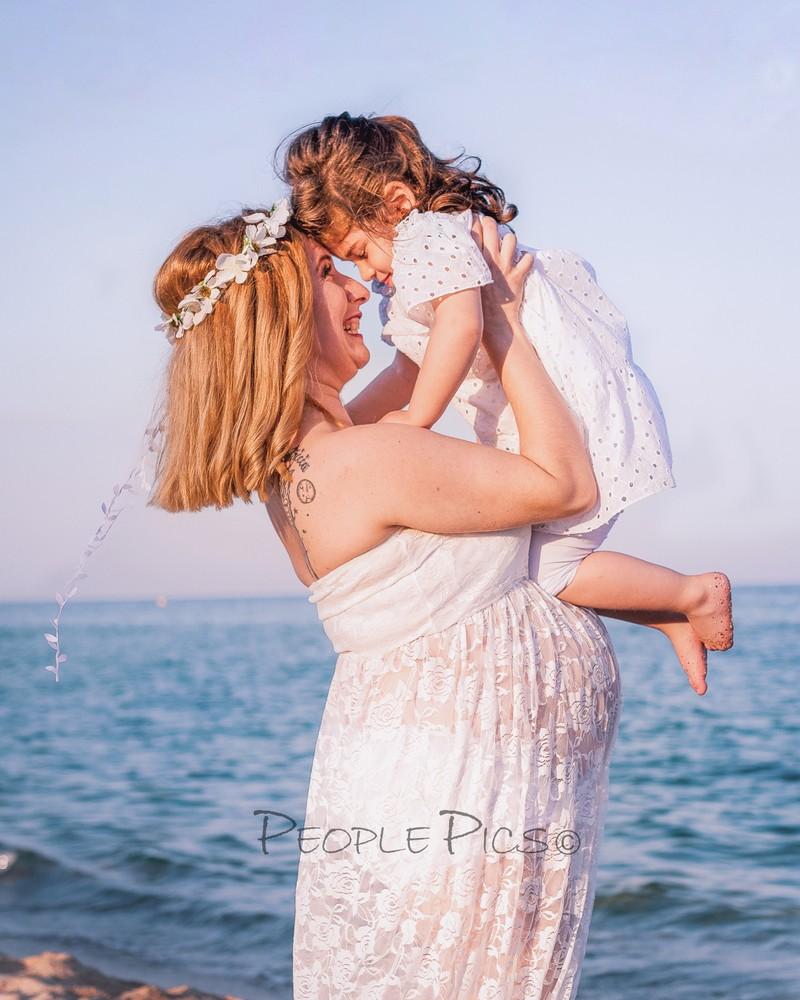 madres premamas