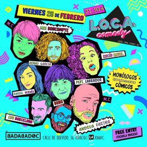 EDU BARCELONA SHOW presta servicio en la subcategoría de Monologuistas, cómicos y humoristas  en Barcelona