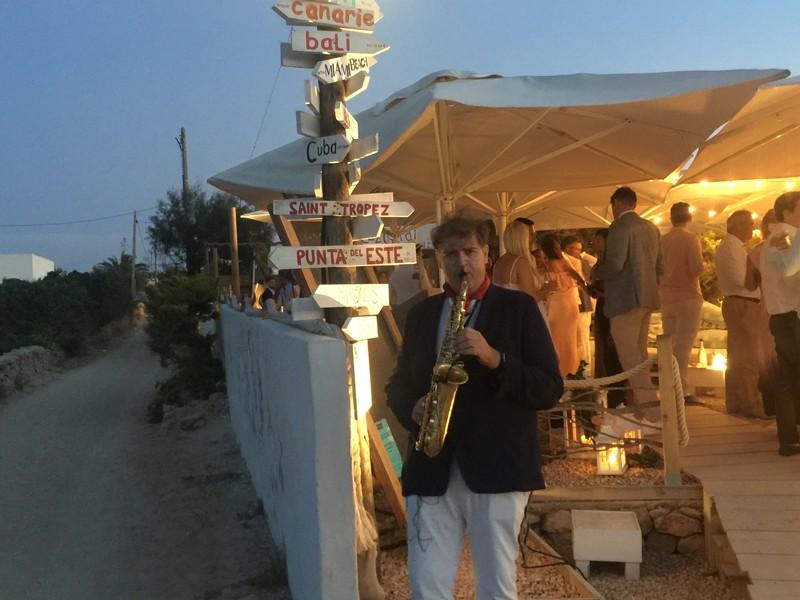 Saxofonisat Bodas Eventos Weddings Valencia Ibiza Formentera