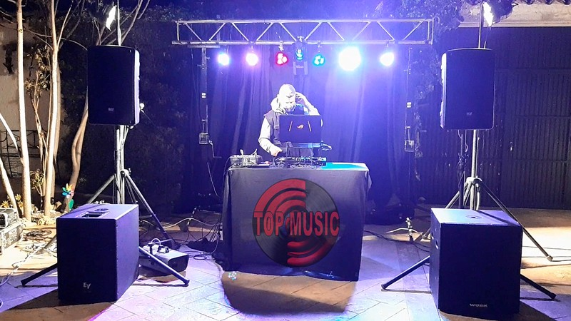 DJ Maxi en acción