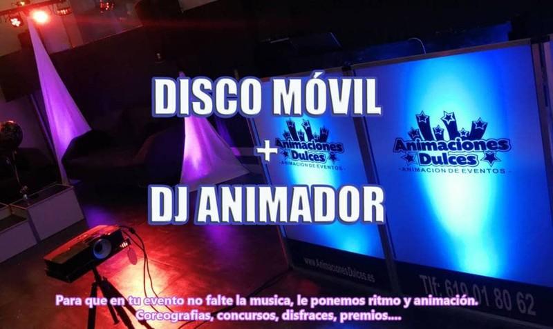 dj animador discomovil lafiesta.es