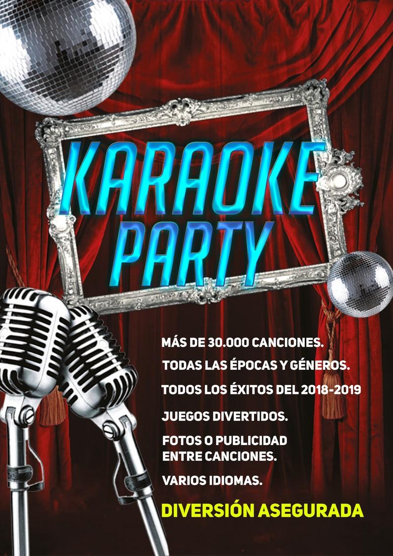 Alquiler de Karaoke profesional y Fiesta Karaoke