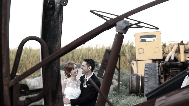 Frame de video de boda 8