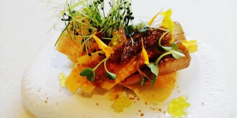 Ensalada de Bogavante y quinoa real