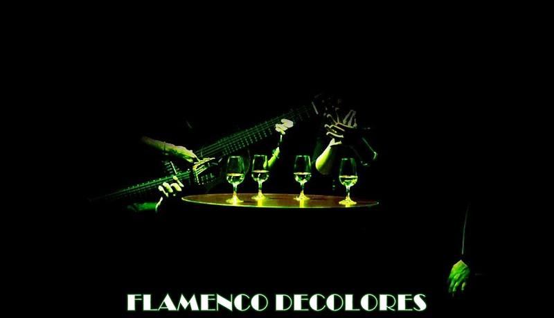 Decolores flamenco