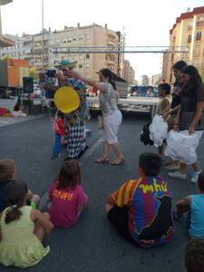 CRISPÍN presta servicio en la subcategoría de Animadores infantiles en Tarragona